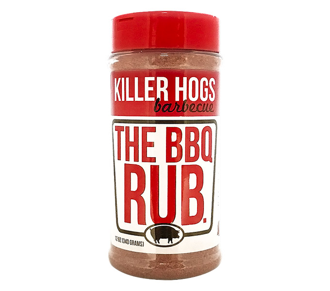 Barbecue The BBQ Rub